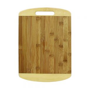 Vastra  Eco-Friendly Premium Natural Bamboo Wooden Kitchen Chopping Cutting Board
