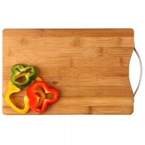 Vastra Bamboo Chopping Board with Handle