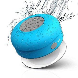 Stylish Bluetooth Water Proof Shower Speaker with Mic Wireless Portable Stereo