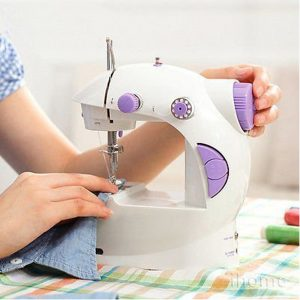 Vastra Mini Portable Sewing Machine for Home Tailoring, Sewing Machines, Mini Sewing Machine for Home, Sewing Machine Mini, Hand Machine for Stitching, Hand Sewing Machine Mini